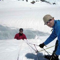 Aufbaukursh Eis mit Besteiugung Wildspitze im Pitztal