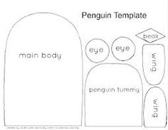 penguin crafts - Google Search