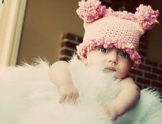 CROCHET PATTERN Pom Pom Hat by aukies on Etsy, $4.99