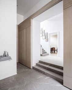 Nordic home | White & Natural | Modern Minimalist Interiors | Contemporary Decor Design #inspiration #nakedstyle