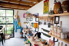 Yo quisiera un jardín, para luego querer comprar ahí. HIJO Garden Shop in Austin, Texas.
