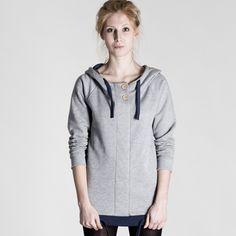 Frisur Clothing Lina Hoodie (grey)