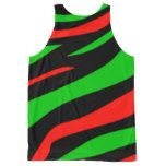 ATCQ Pattern Custom All-Over Printed Unisex Tank All-Over Print Tank Top