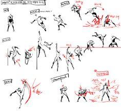 ArtStation - Cyphers. Rena / 사이퍼즈. 레나 2009~2011, Kang Joo Sung (galgoo)
