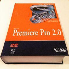 #anaya #libro #adobe #book #premiere #learning #labiblia #nerd @lolivito