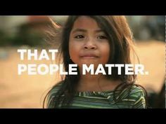 "Such an amazing video right here, ""People Matter"". Everyone should take 1 minute out of their day to watch this. Also, leave a comment below with what defines you as a person and lets talk! :)"