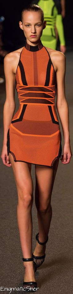 Alexander Wang Spring Summer 2015 Ready-To-Wear