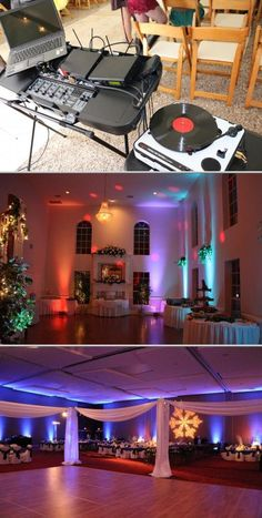 Dallas DJ Company provides entertainment services for wedding receptions, picnics, pool parties, ballroom dance events, corporate meetings, and other special occasions.