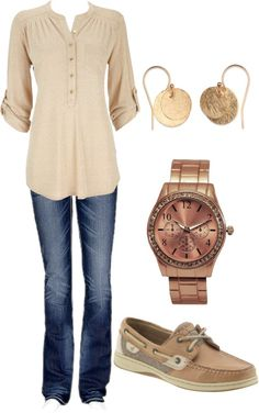 """Casual Corner"" by debbiejoreed on Polyvore"