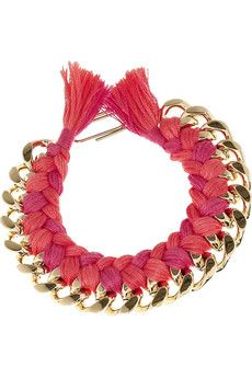 Coral Goldish Jewelry