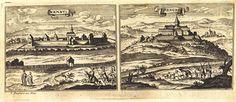 Bouttats Gáspár: Nembti (Lenti), Sengrot (Zalaszentgrót) 1684