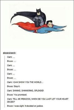 superman and batman, funny