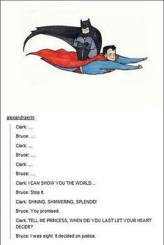 superman and batman, funny