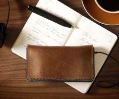 Hard Graft Phone Bi-Fold Wallet