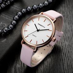 R  18.0 55% de desconto Senhora Relógios 2017 Marca De Luxo Da Pulseira  Mulheres Relógio de Quartzo Moda Casual Relógios de Pulso À Prova D  Água  Relogio ... 83d1aa1289