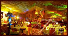 The Colorful Delights Mehendi Setup #Pakistani #Mehendi #Stage #decoration #Setup Planner in Lahore. #indoor marquee Mehendi #Weddings. Event Arrangements and Design in Lahore Pakistan by Tulips Creative Team, Themed Decor by: http://www.tulipsevent.com/ — at Royle Palm.