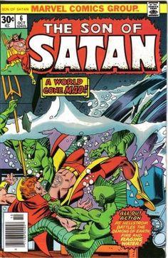 Son of Satan (Volume) - Comic Vine