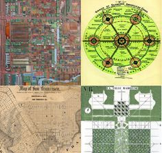 The Evolution of Urban Planning in 10 Diagrams