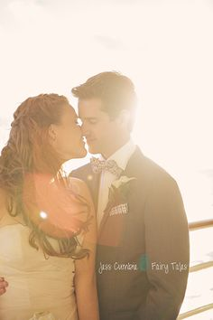 disney cruise wedding | Disney Cruise Wedding Photos: Ginger + Tim | Magical Day Weddings | A ...