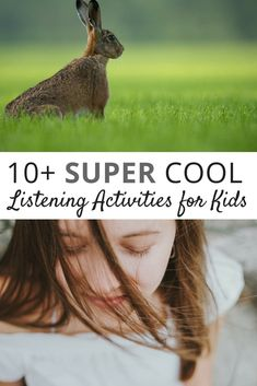 Why a Listening Activity is Good for Your Child - Fun Listening Activities