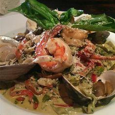 Wordless Wednesday: #Seafood #Pasta