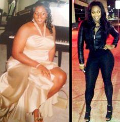 Nashae's Weight Loss Transformation