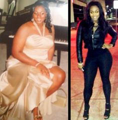 Nashae's Weight Loss Transformation