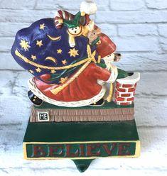 Amazon Christmas, Mary Christmas, Christmas Items, Vintage Christmas, Christmas Room, Holiday, Christmas Stocking Hangers, Felt Stocking, Christmas Stockings