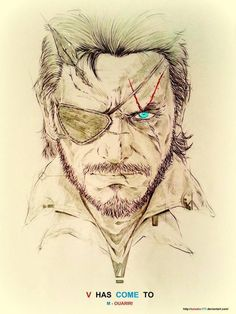 Art and Illustration - Here are the best 20 examples of illustration - sketch - artwork - Rare Beauties Metal Gear Games, Snake Metal Gear, Metal Gear Solid Series, Character Art, Character Design, Snake Art, Gear Art, Illustration Sketches, Video Game Art