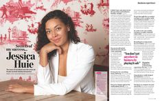 A great article featuring the founder of Colorblind Cards, Jessica Huie in Business Sense Magazine.