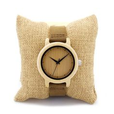 BOBO BIRD A09 Ladies Casual Quartz Watches for Men Natural Bamboo Watch face Women's Brand Lovers