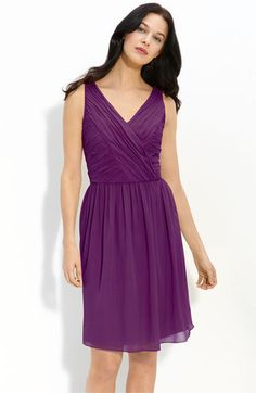 I want this for my bridesmaids! Great price, too! :) Pairing it with a belt would be perfect!