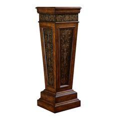 Found it at Wayfair - Timeless Classics Pedestal Plant Stand http://www.wayfair.com/daily-sales/p/Traditional-Hardwood-%26-Upholstery-Timeless-Classics-Pedestal-Plant-Stand~PU3680~E19767.html?refid=SBP.rBAZEVVY8Z_AmCg6q8Z9AmEoVTFqQ0AZtoF_FfIIn44