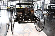 Benz Patent-Motorwagen Nummer 1 – Wikipedia