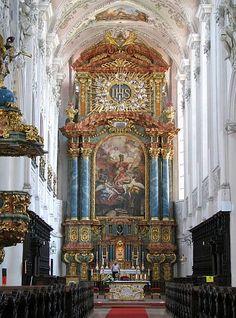 Amberg: Pfarrkirche St Georg