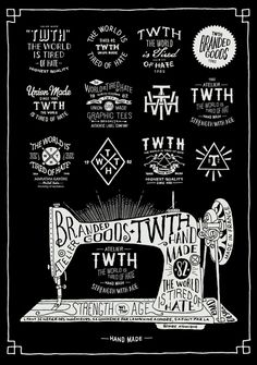 typography, design, branding,
