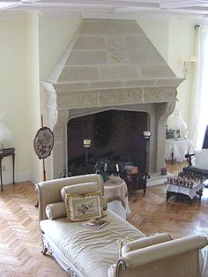 Stone Magic - Fireplace Designs