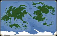 Addha World Map by Darkaiz on DeviantArt League Of Legends Comic, Fantasy World Map, Imaginary Maps, Rpg Map, Map Icons, Dungeon Maps, Fictional World, World View, Map Design