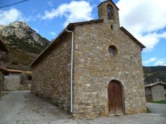 Publicamos la iglesia de San Esteban de Ballabriga.  #historia #turismo http://www.rutasconhistoria.es/loc/san-esteban-de-ballabriga