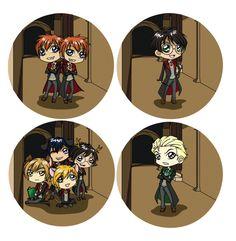 Harry Potter Chibi   Manga   Anime