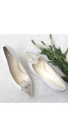 273d55326e3b Vintage Ivory Wedding Shoes Wedding Pumps Mimosa T-Straps Buckle Closure  Leather Party Dance 3.5