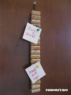 5 Things to Make With Wine Corks: Thin Wine Cork Board
