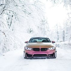 M4 Beauty In The Snow❄❄