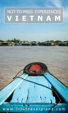 TRAVEL GUIDE  The best things to do in Vietnam