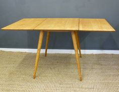 Paul McCobb Vintage Drop Leaf DIning Table in 152 Commonwealth Avenue, Concord, MA 01742, USA ~ Apartment Therapy Classifieds