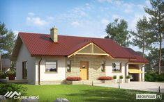 Trei proiecte de case cu parter. Locuinte deosebite pentru orice varsta - Case practice