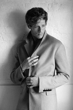 James Norton by Cameron McNee (7TH Man Magazine, Fall/Winter 2014)