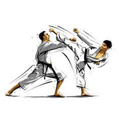 Akuma Street Fighter, Goju Ryu, Karate Kata, Kyokushin Karate, Fighting Poses, Karate Girl, Character Poses, Brazilian Jiu Jitsu, Picture Collection