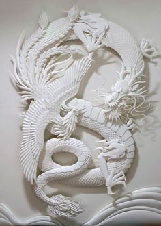 Jeff Nishinaka - Dragon and Phoenix pour JC Group