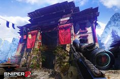 First Look at Sniper Ghost Warrior 2.